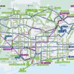 Mapa Linii Specjalnych