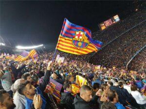 Wyjazd na mecz Fc Barcelony