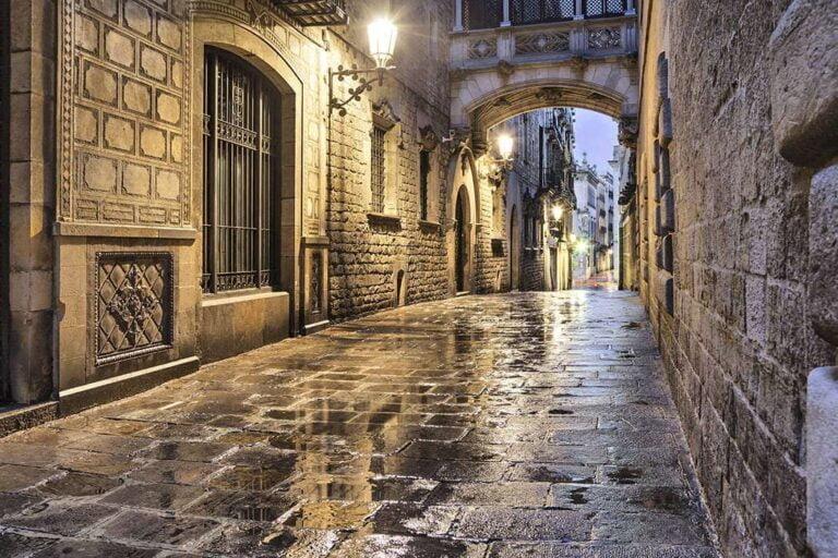 Barcelona miasto wielu wieków