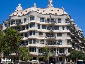 Co zobaczyć w Barcelonie - Casa Mila