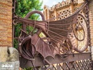 Co zobaczyć w Barcelonie - Pavilones Guell