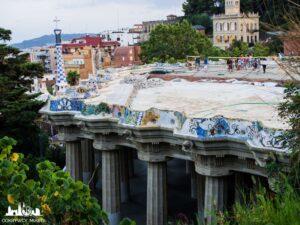 Co zobaczyć w Barcelonie - Park Guell