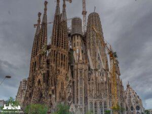 Co zobaczyć w Barcelonie - Sagrada Familia