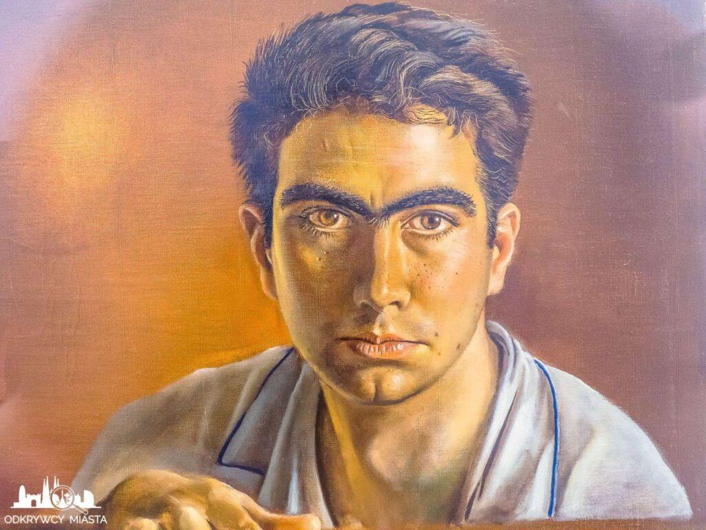 Antonio tapies autoportret artysty