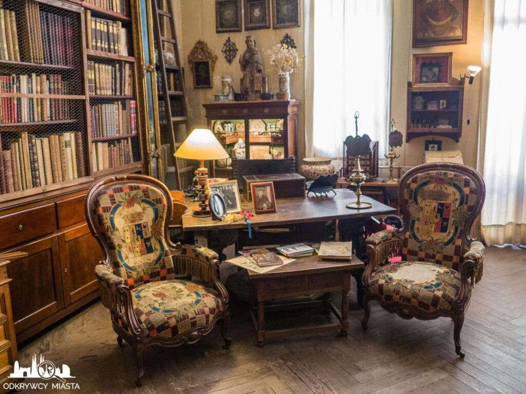 Pracownia Oleguer Junyent fotele gościnne