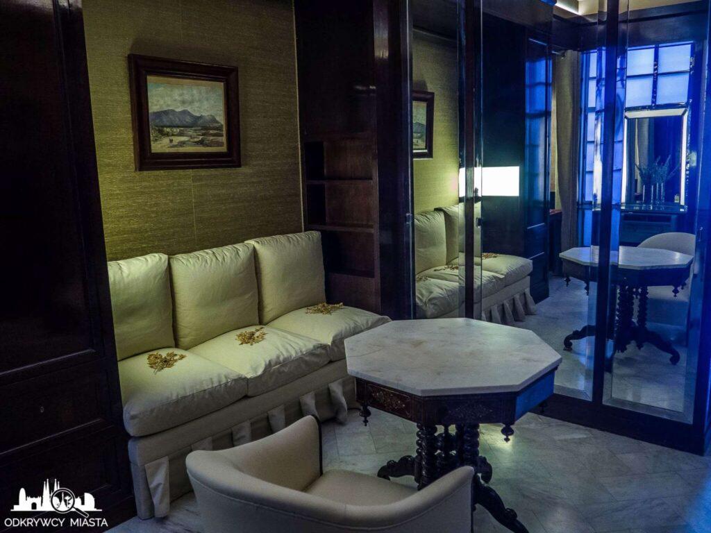 casa amatller pokój neoklasyczny