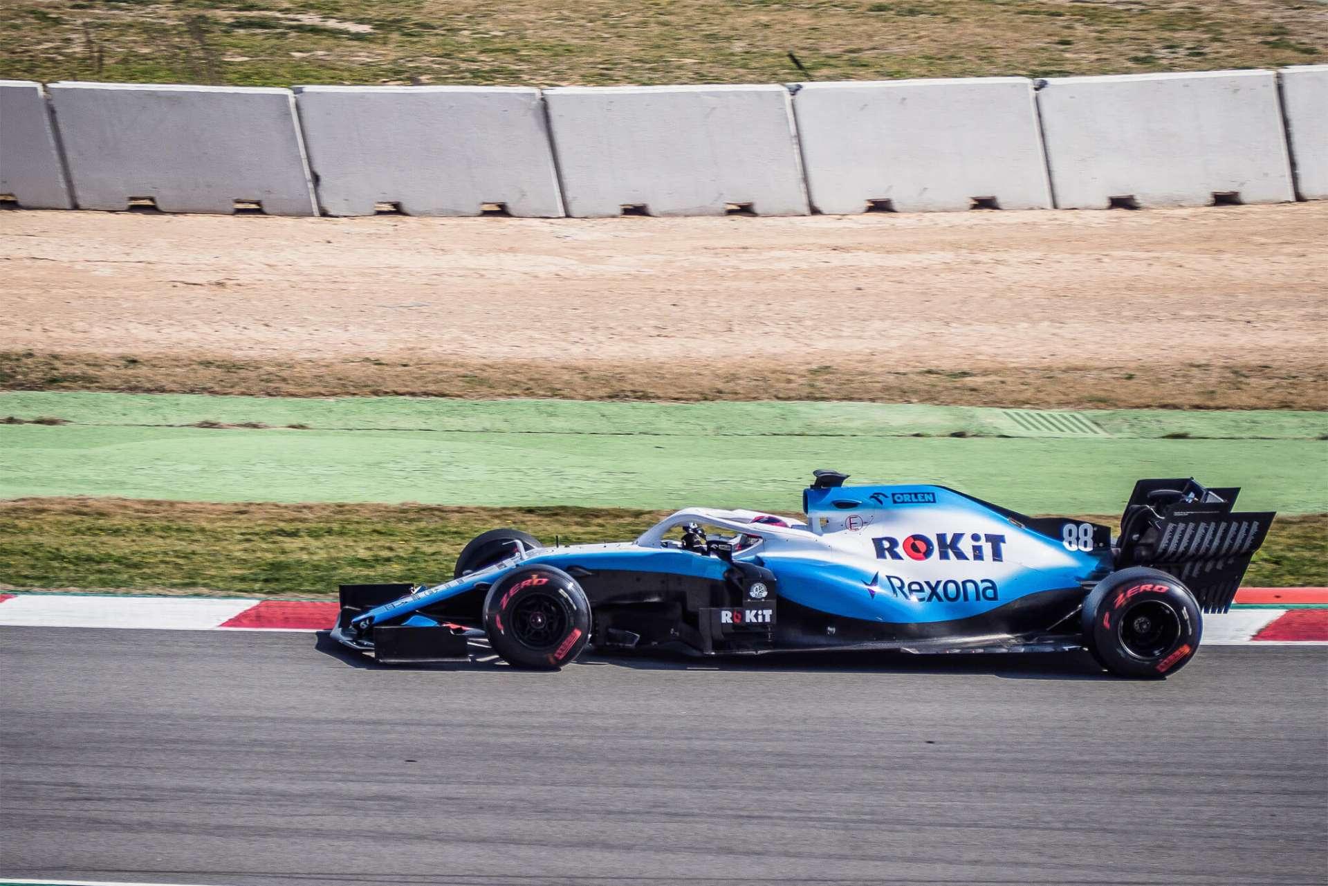 F1 testy