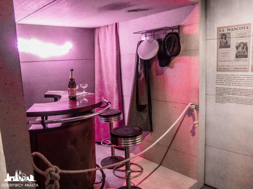 muzeum morskie mały bar dla marynarzy