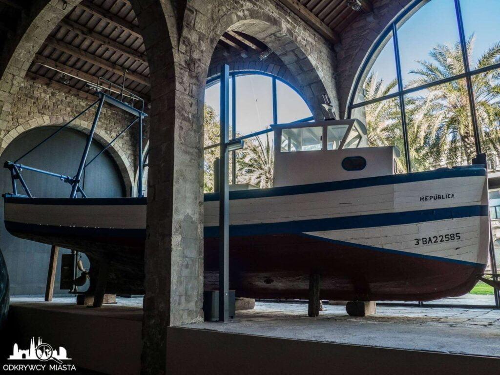 muzeum morskie łódź