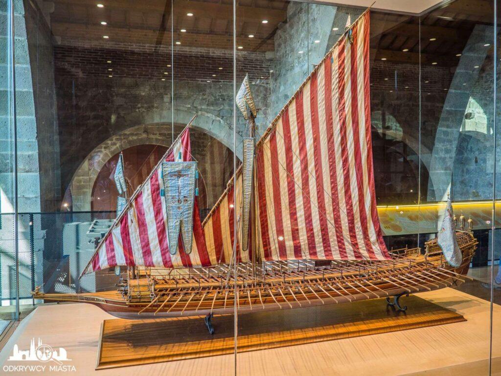 muzeum morskie makieta galery