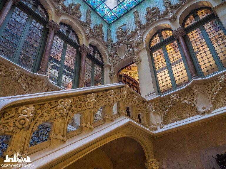 pałac baron de quadras