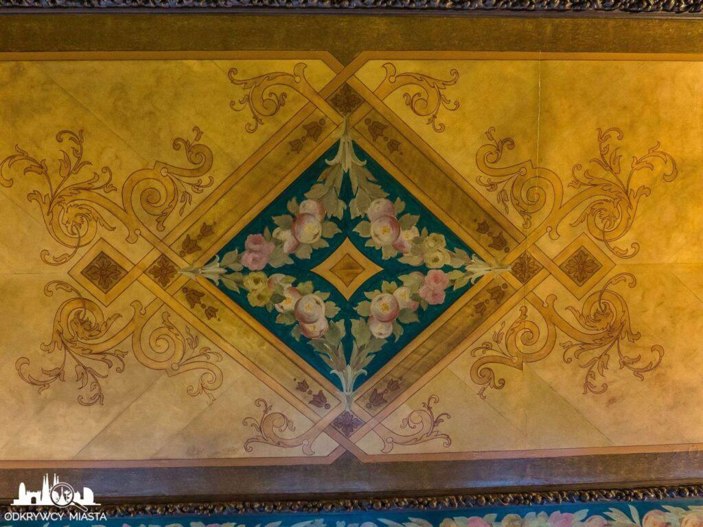 palau macaya dekoracyjny sufit