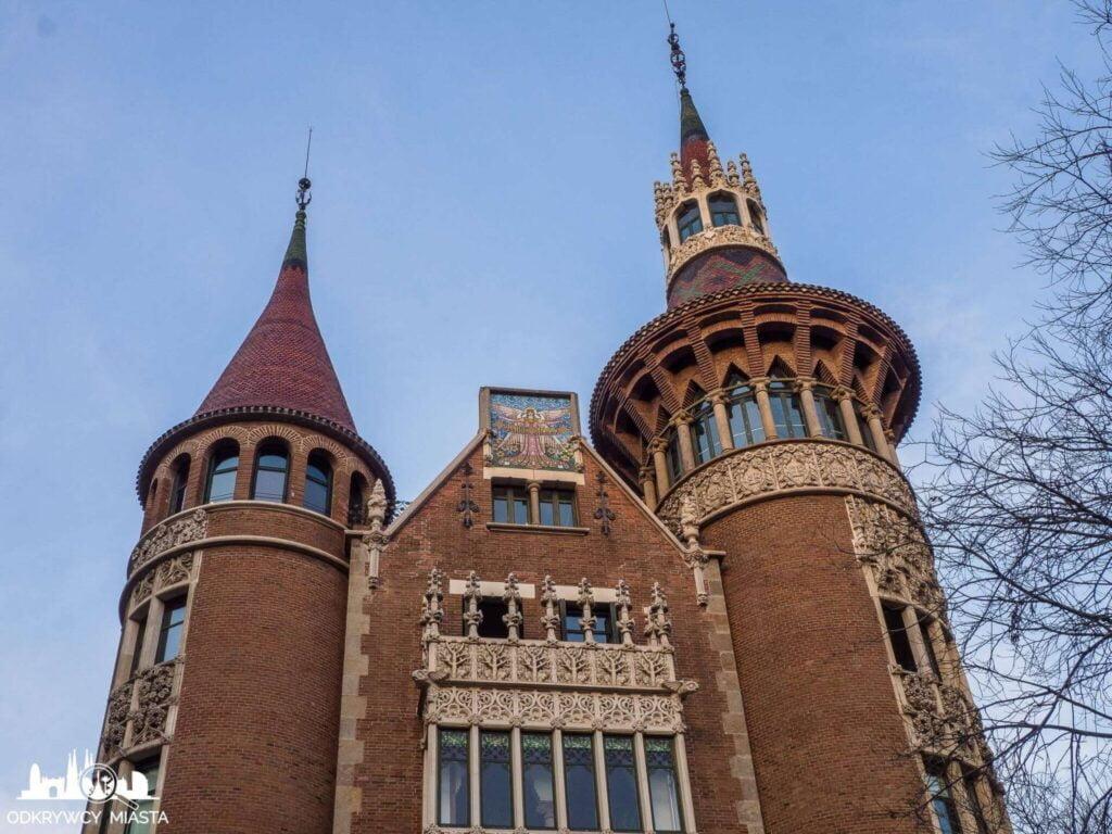 Casa Punxet fasada główna