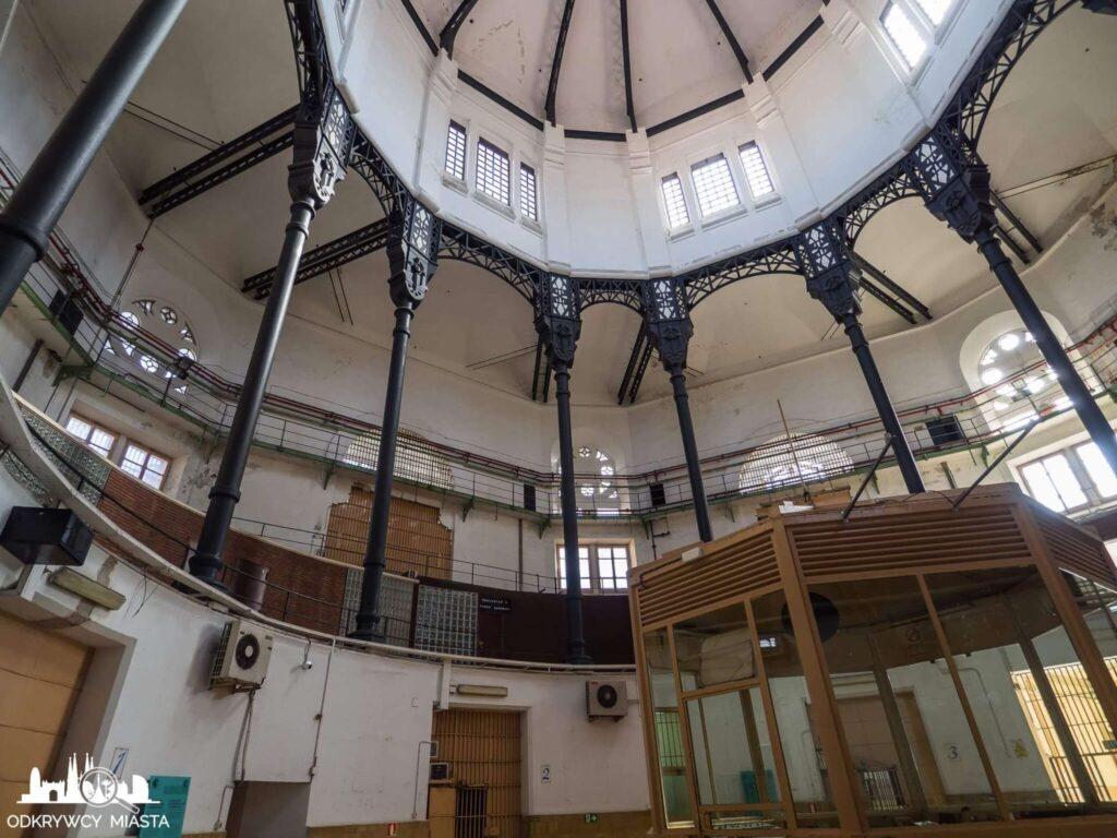 La Modelo więzienie w Barcelonie środek więzienia i centrum zarządzania