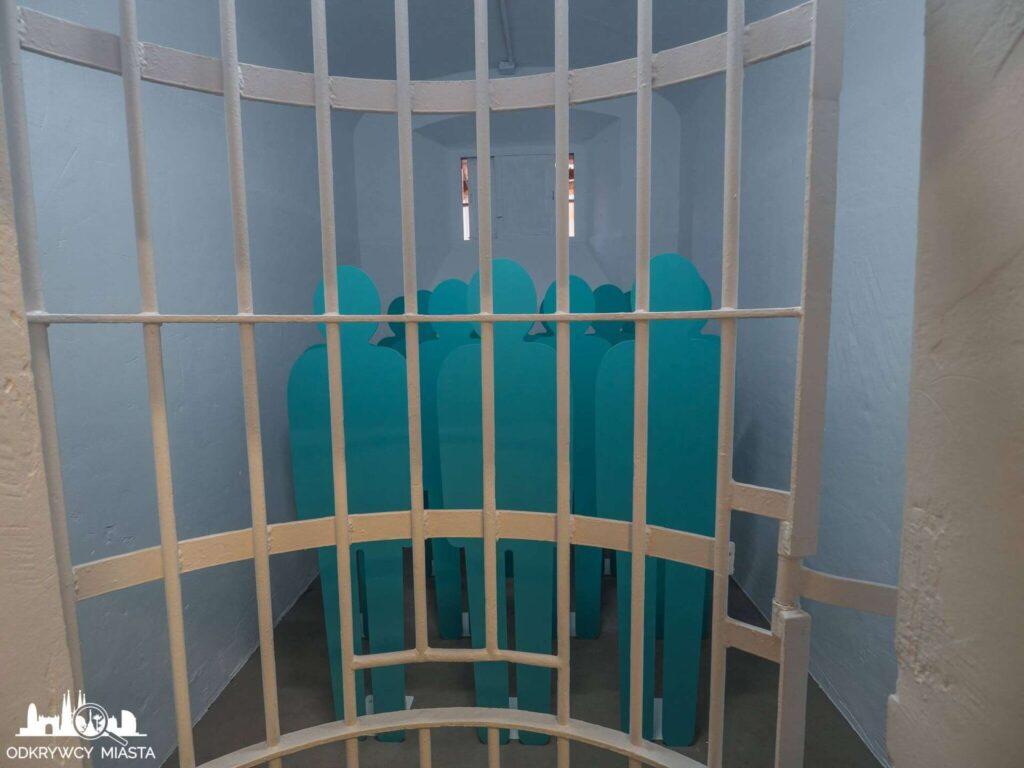 La Modelo więzienie w Barcelonie zobrazowane przepełnienie cel