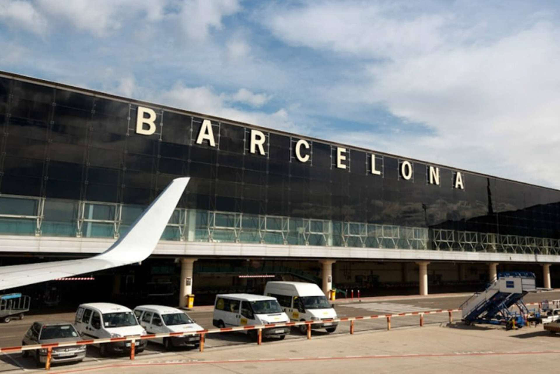 Jak dojechać z lotniska El Prat