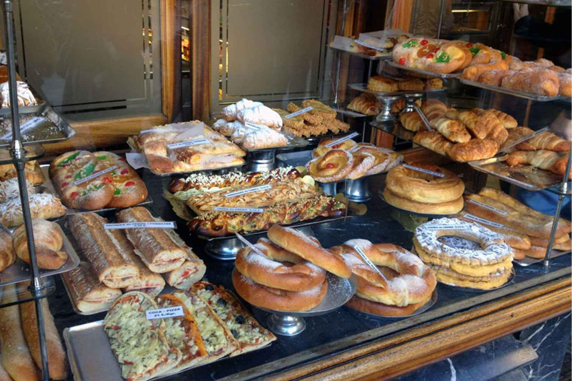 co zjeść słodkiego w barcelonie