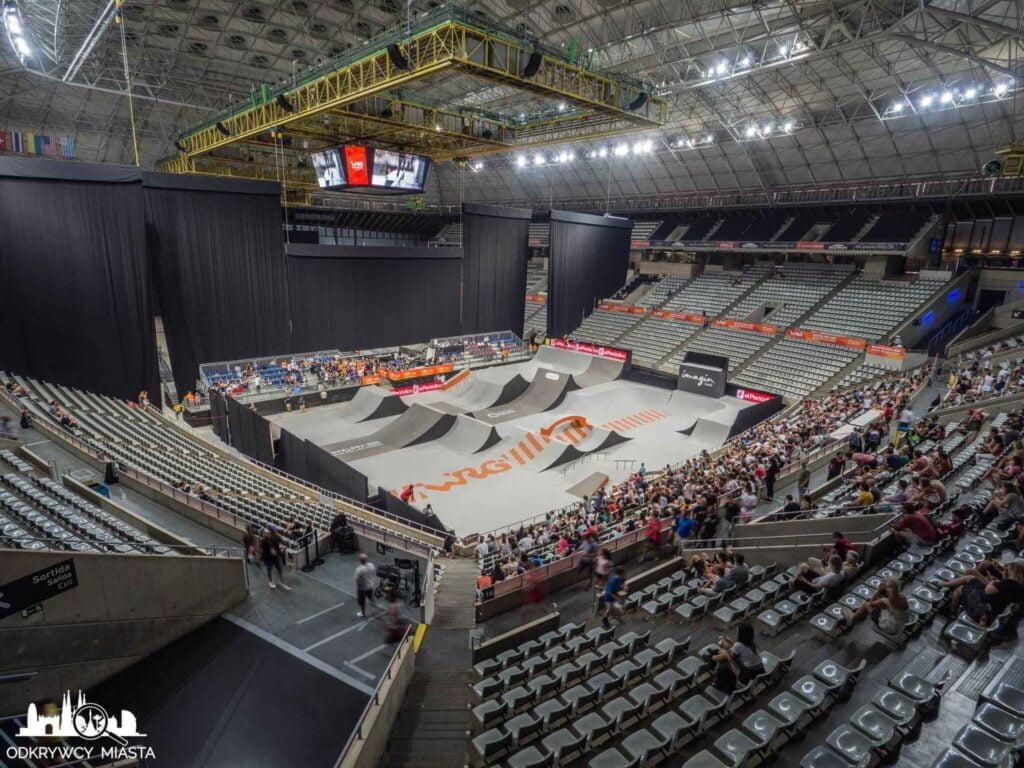 World Roller Games w Barcelonie