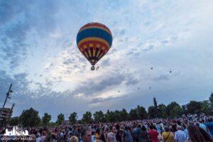 Europejski festiwal Balonów