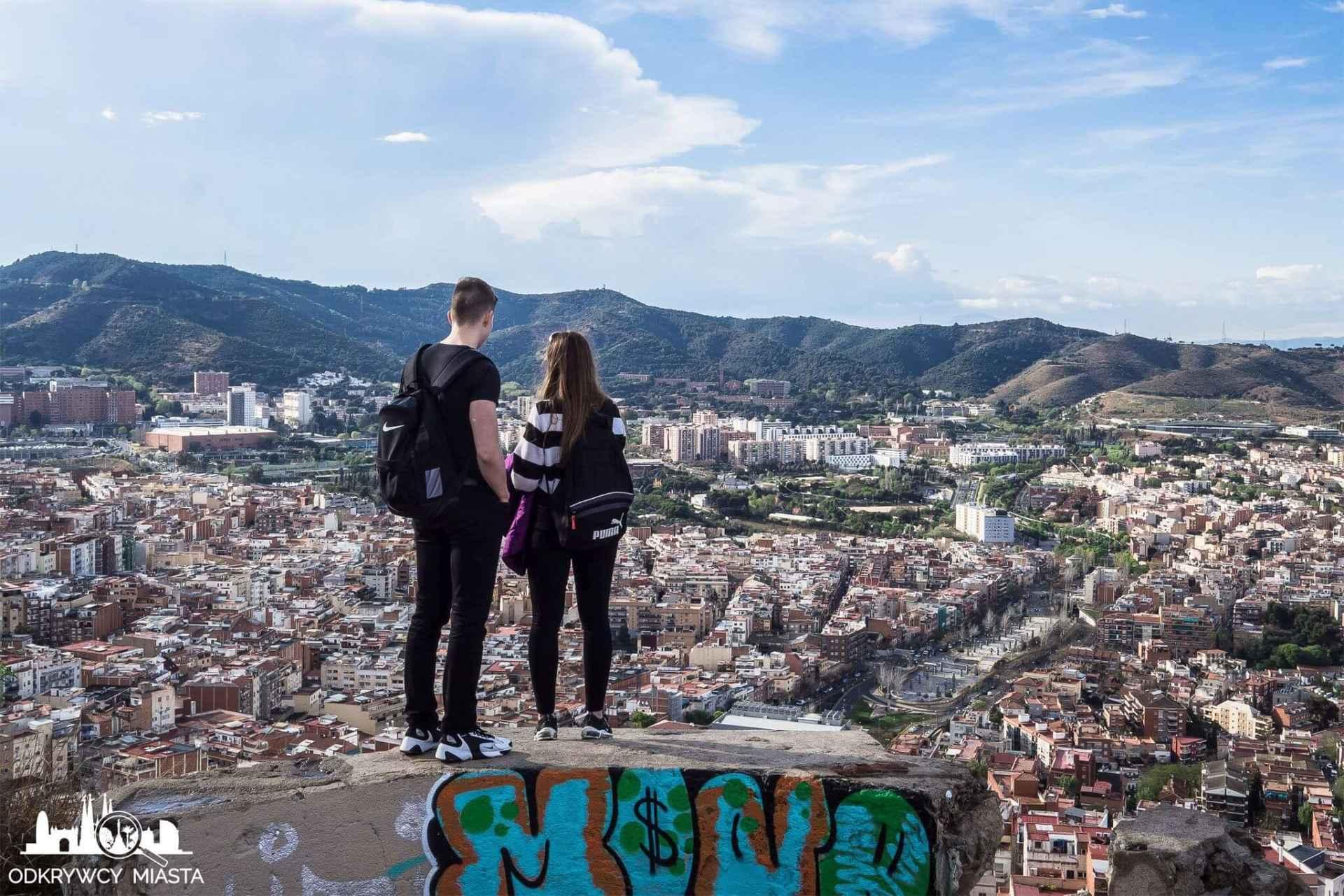 Barcelona zwiedzanie miasta
