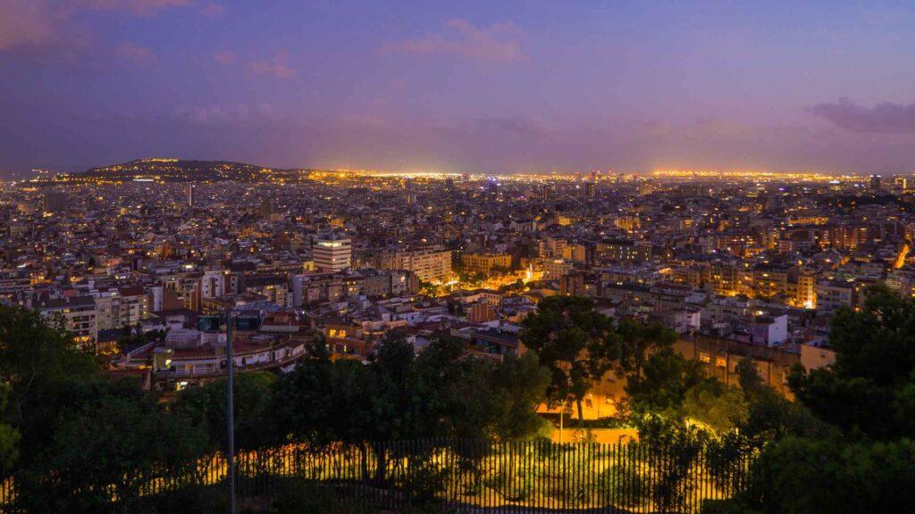 odkrywanie Barcelony Wrzesień w Barcelonie