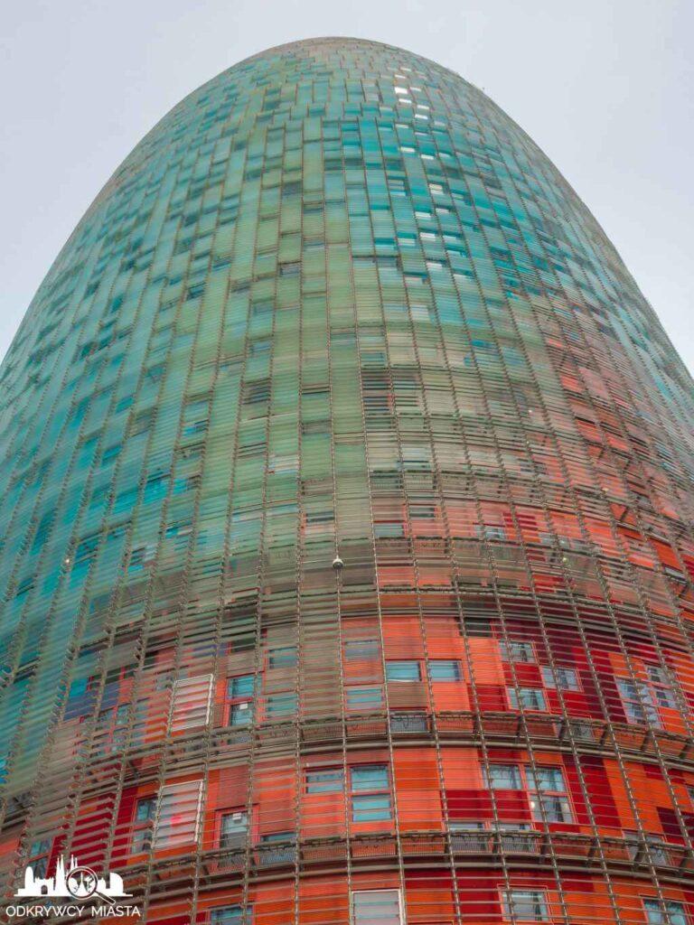 być prawdziwy Barcelonistą torre agbar