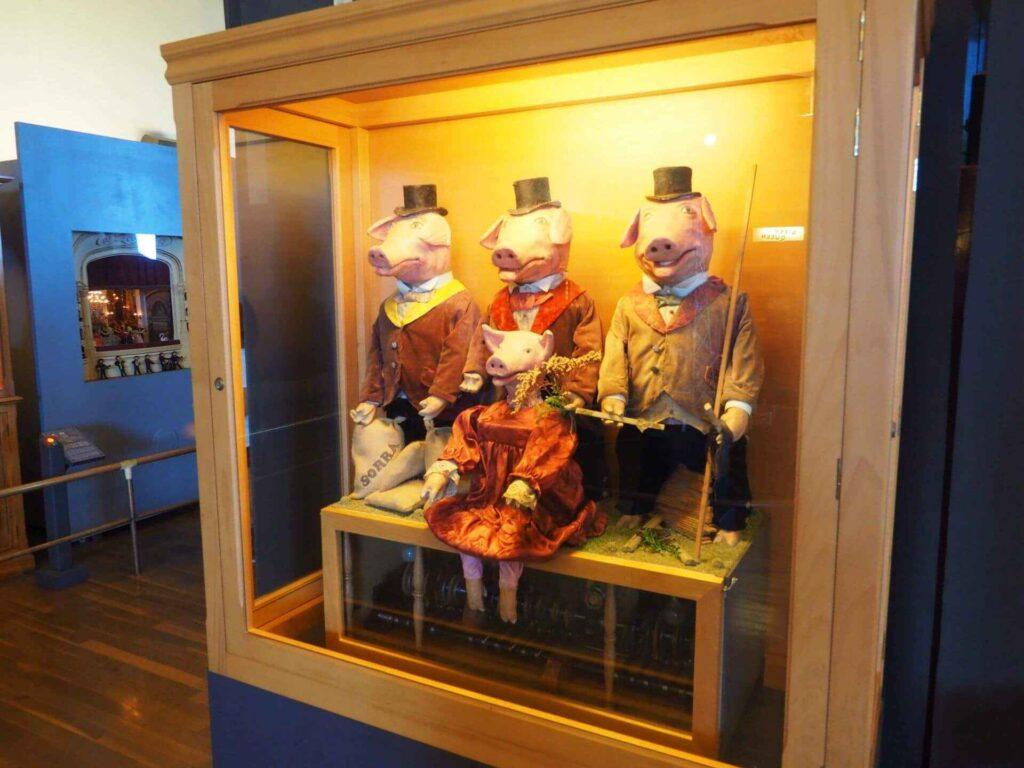 muzeum automatów świnki
