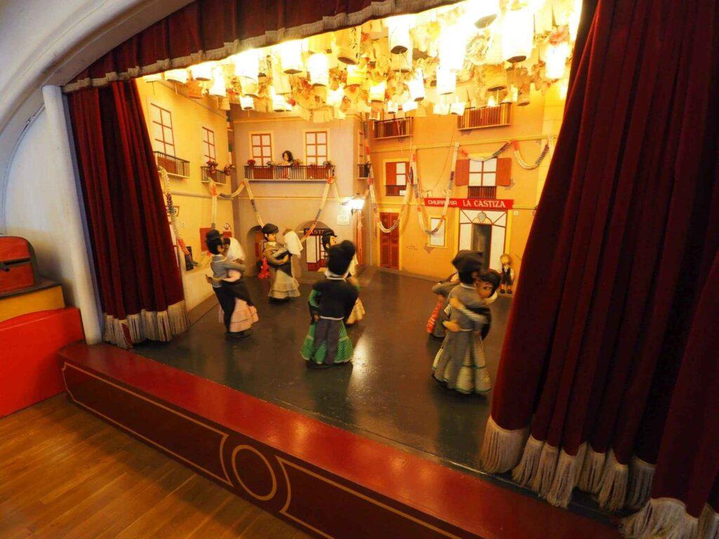 muzeum automatów tańczące pary
