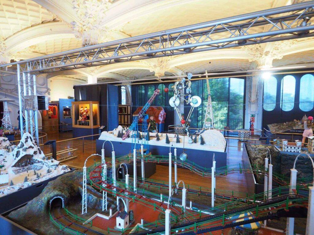 Muzeum Automatów kolejki górskie