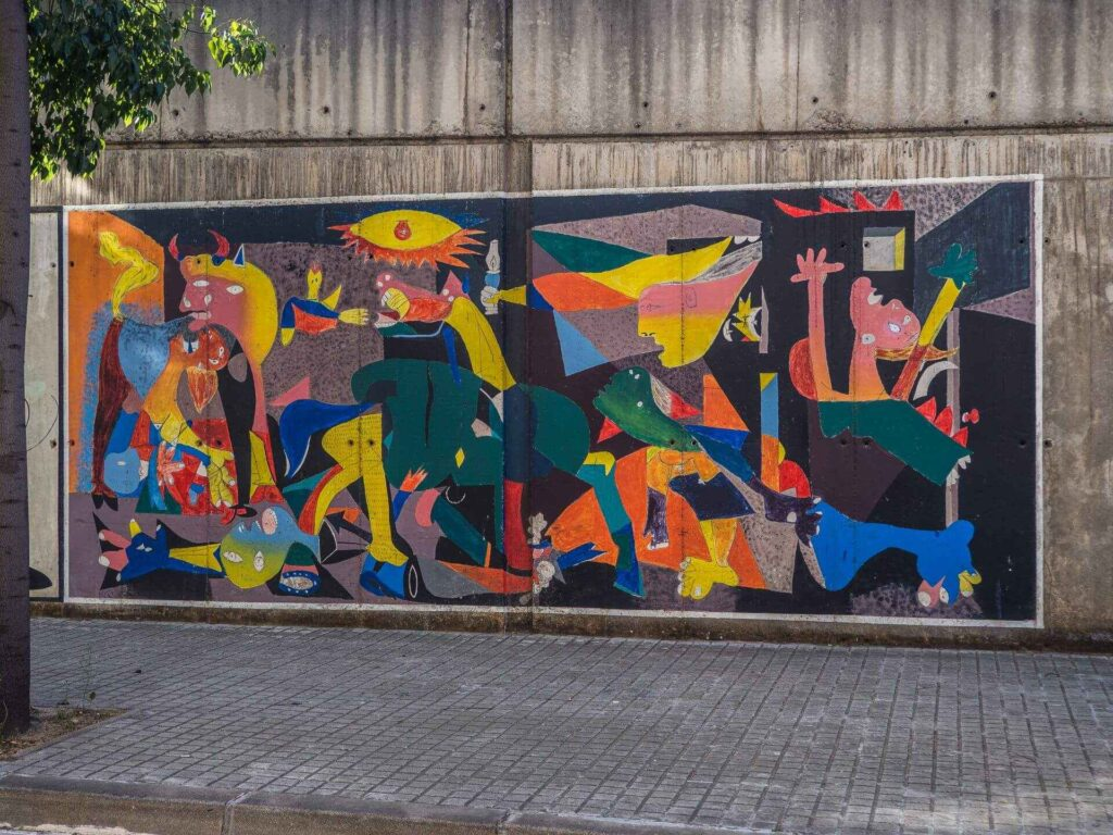 Barcelońska Galeria sztuki picasso