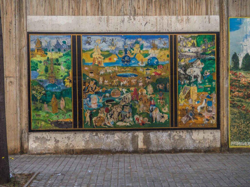 Barcelońska Galeria sztuki bosch