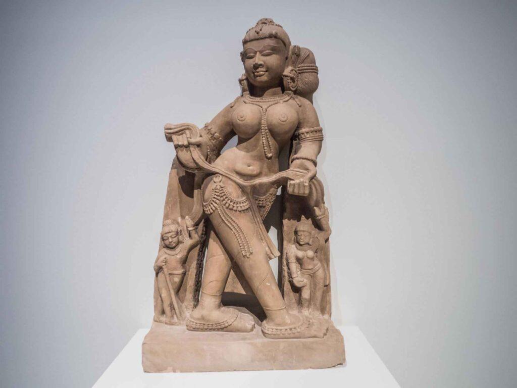 muzeum kultur świata indyjska bogini