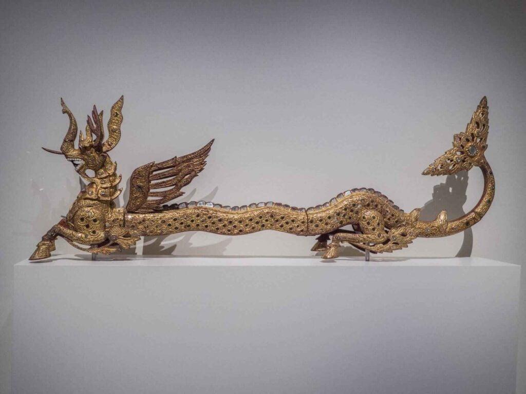 muzeum kultur świata smok