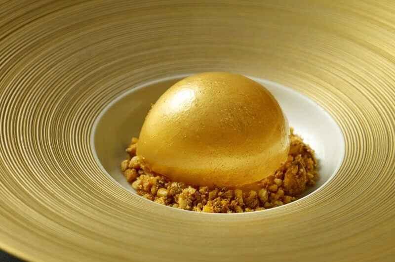 Roca Moo restauracja z gwiazdką michelin złote lody