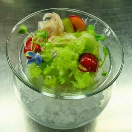 restauracja angel lody zielone