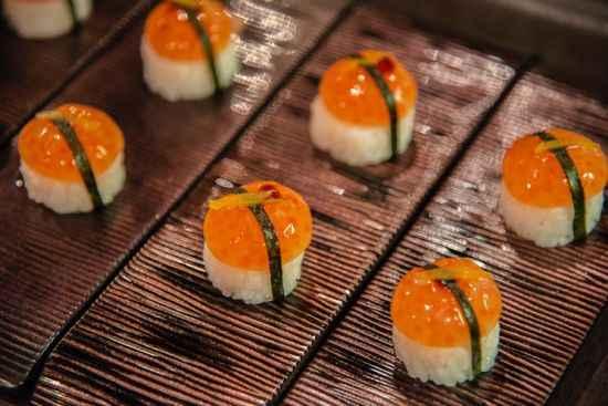 dos palillos małe sushi