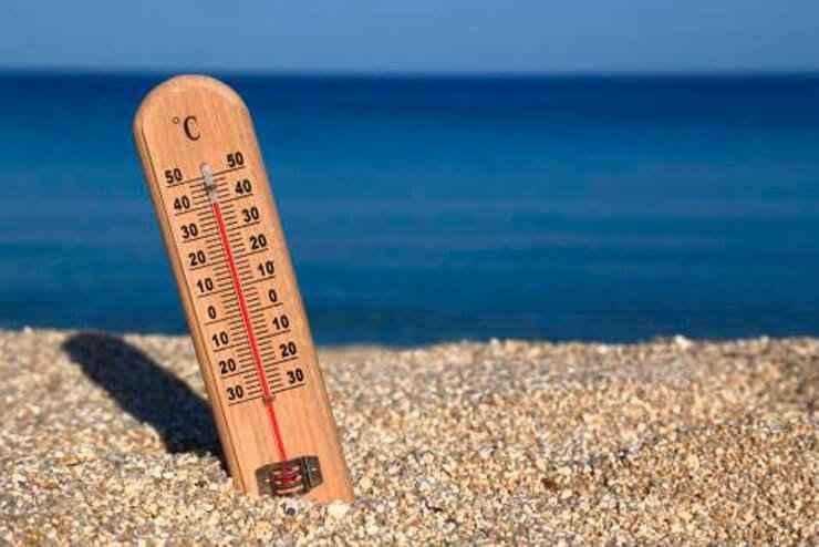temperatura wody w Barcelonie