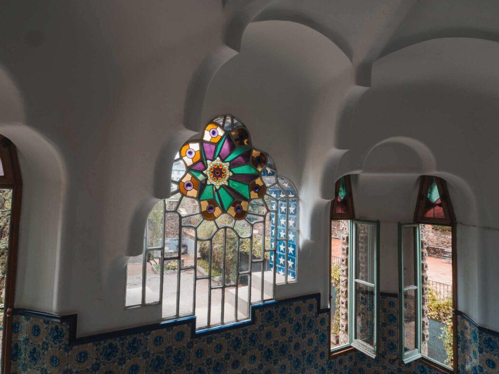 okno w mudajer