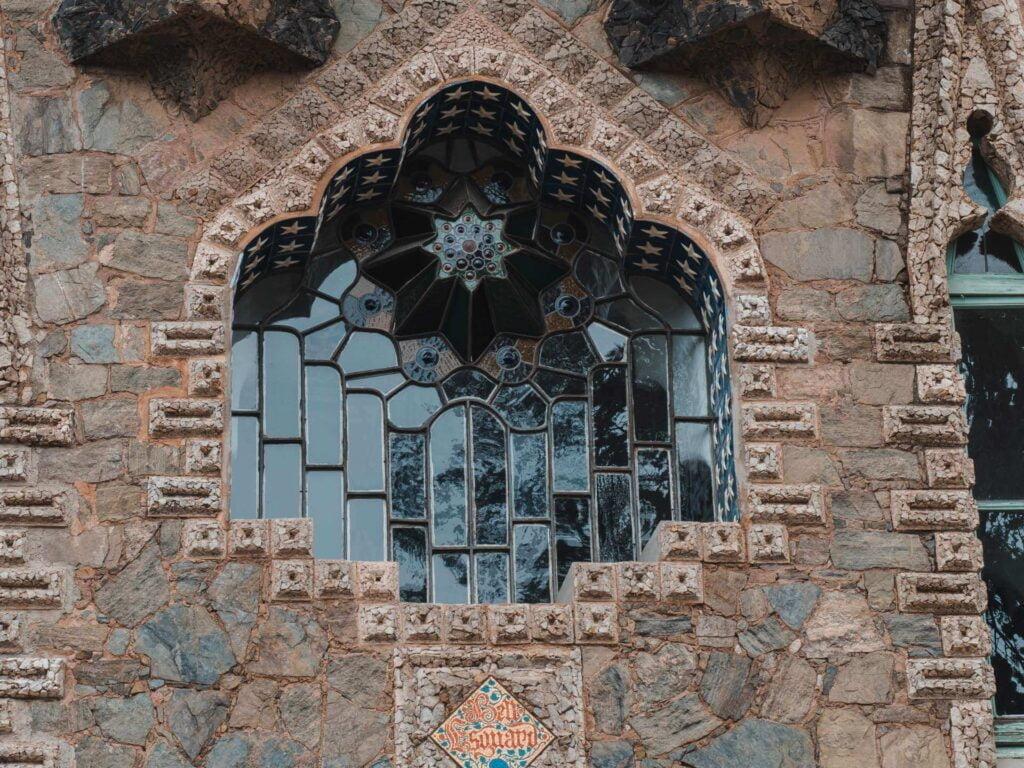 Okno w stylu mudejar