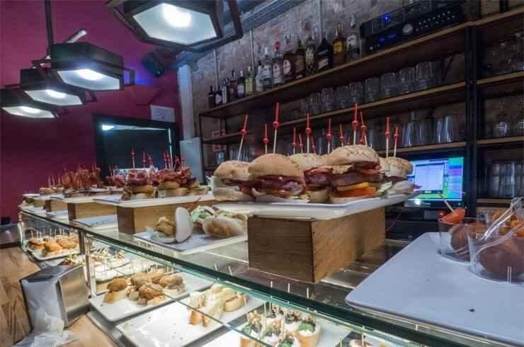 polecane bary w Barcelonie