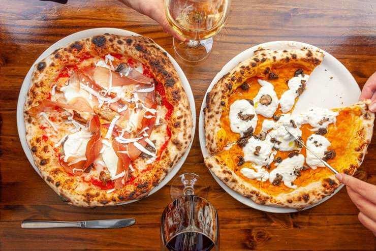 Najlepsza pizza w Barcelonie