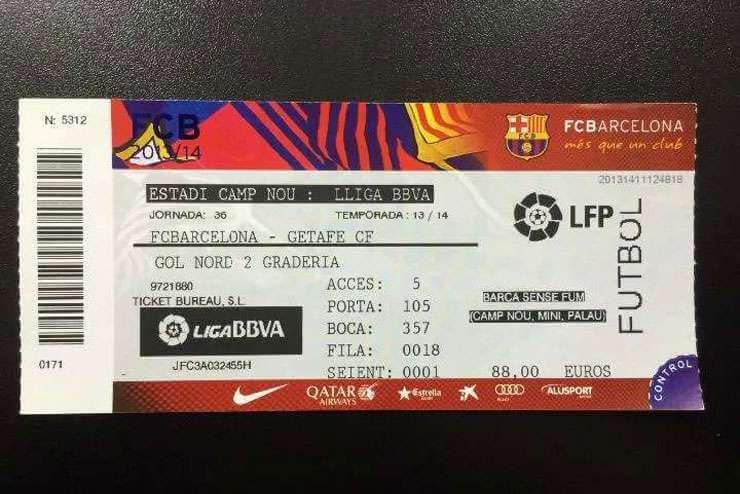 Jak za darmo iść na mecz FC Barcelony